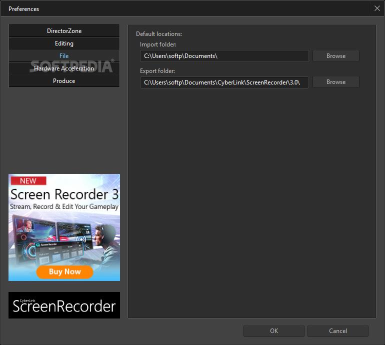 cyberlink screen recorder 4 download