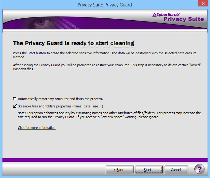 cyberscrub privacy suite 5.1 trial