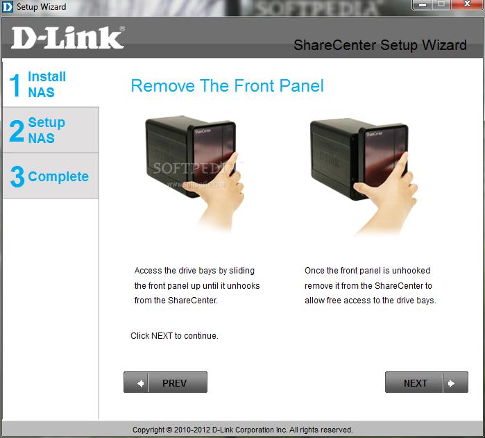 D-link dns-320l quick install guide manual installation | d-link.