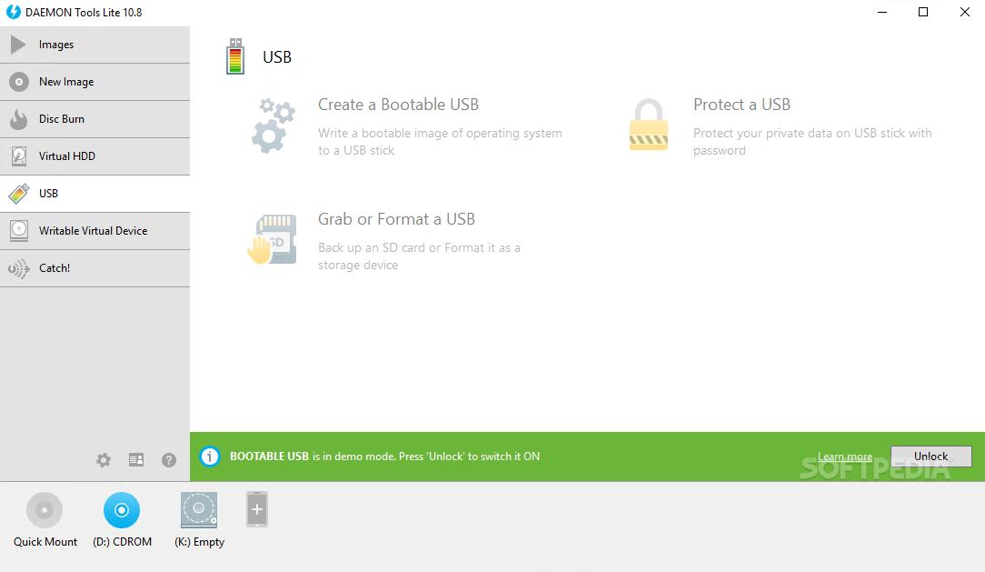 daemon tools lite offline installer softpedia