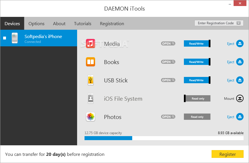 Download DAEMON iTools 1 0 0 35