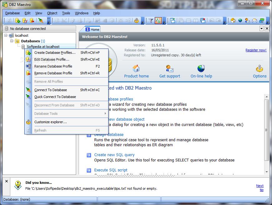 Download DB2 Maestro 13 11 0 1