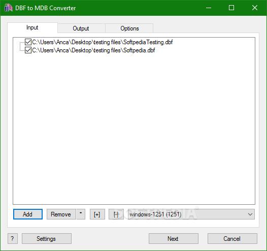 dbf to mdb converter free download