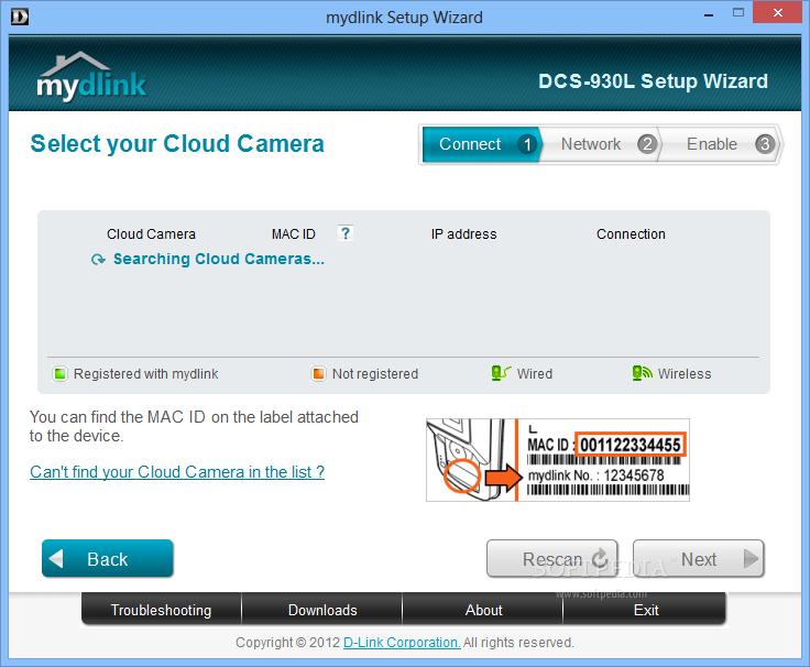 Download DCS-930L Setup Wizard 1 03 00