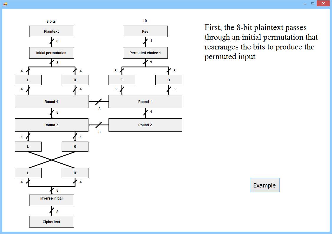 Download DES Algorithm Teacher 1 1