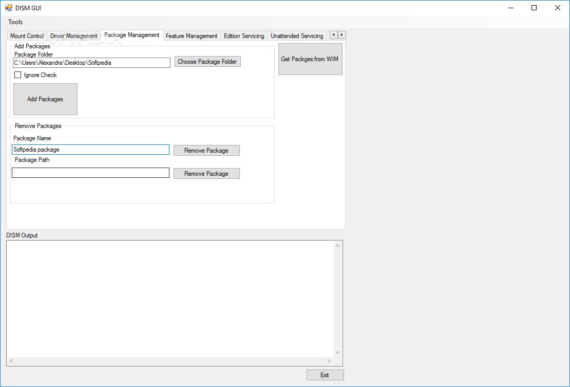 Download DISM GUI 4 0