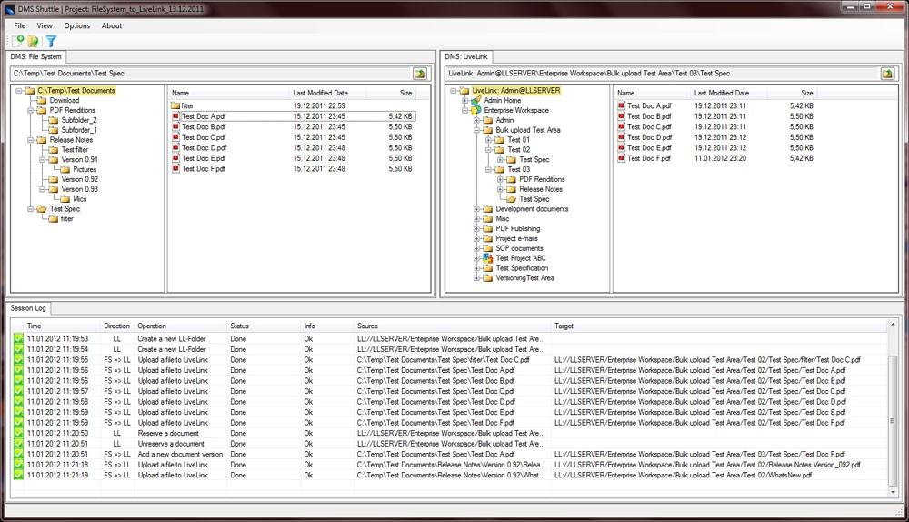 Download DMS Shuttle 1 4 0 Build 100