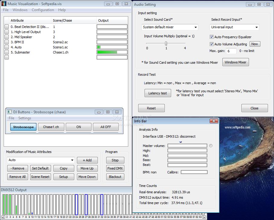 Download DMX Music Visualization 2 0