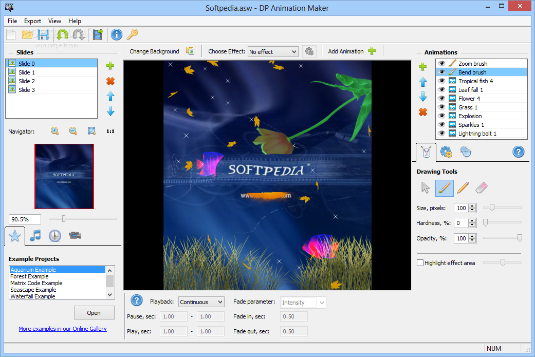 Dp animation maker download free