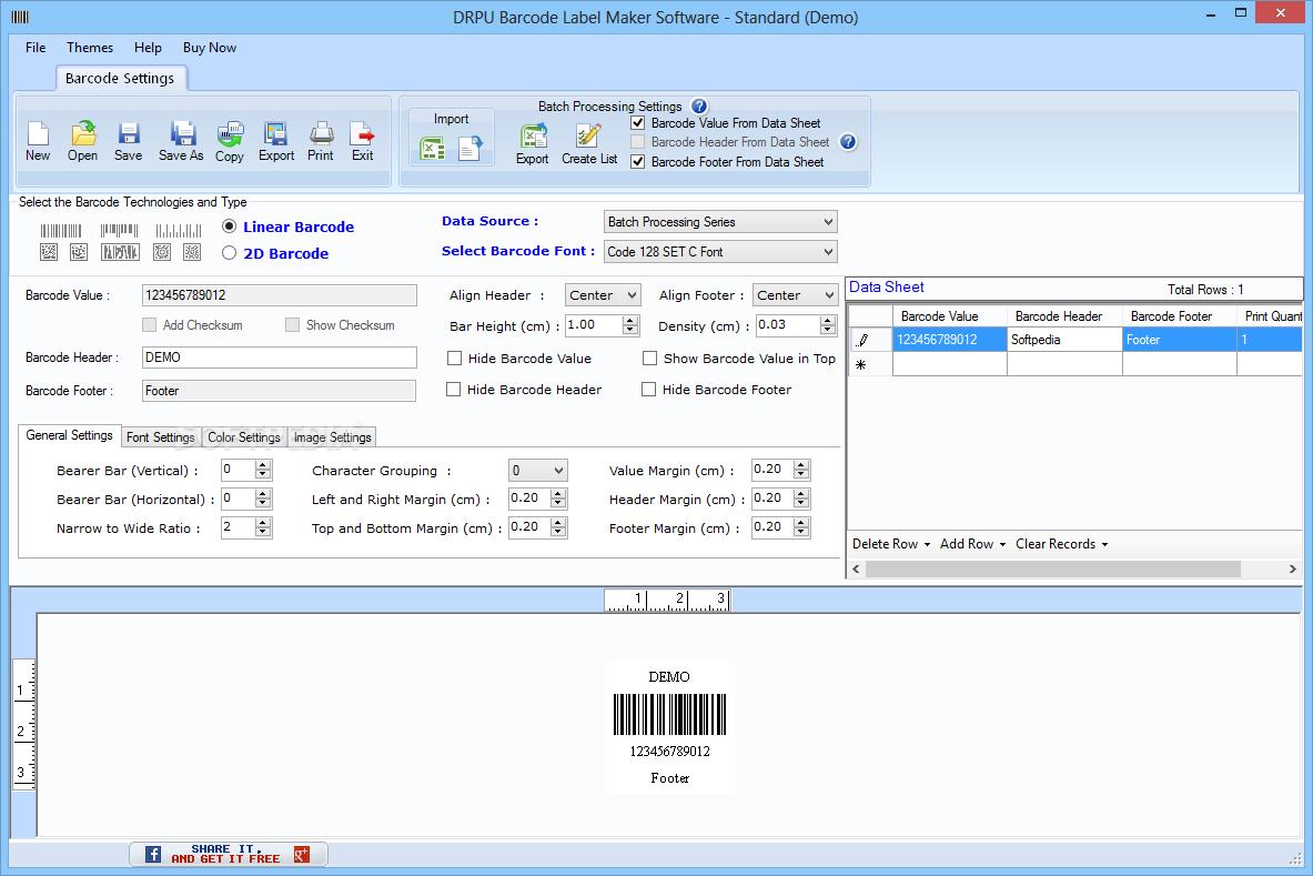 Download DRPU Barcode Label Maker Software 9 0 1 1