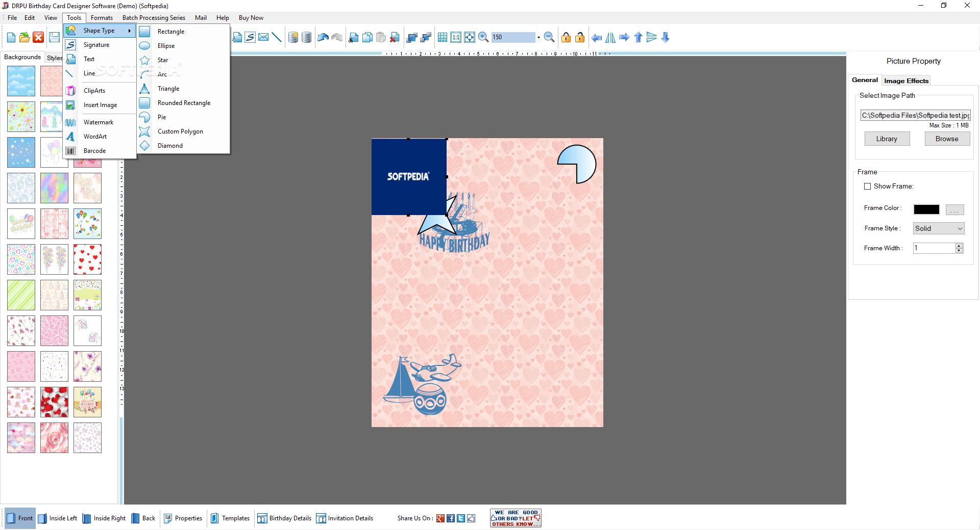 download drpu birthday cards designing software 8 3 0 1