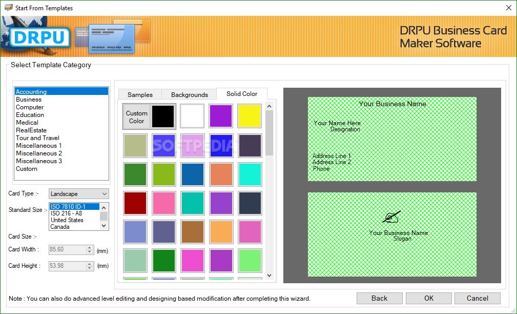 Download drpu business card maker software 8301 colourmoves