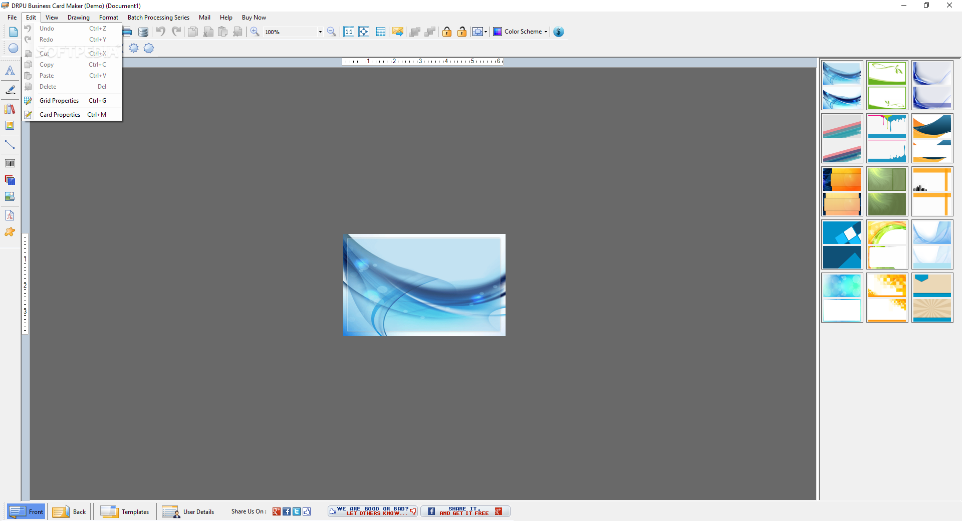 Download drpu business card maker software 8301 reheart Gallery