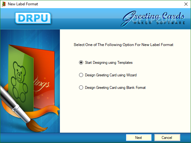 Softpedia  Greeting Card Format