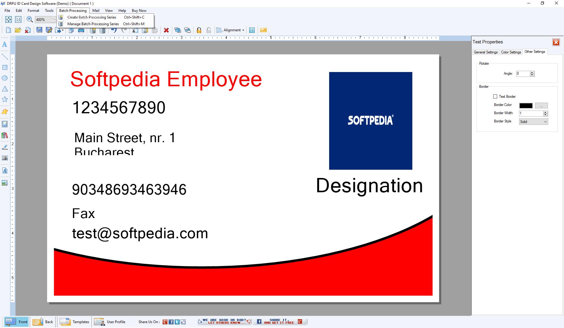 Pathbrite Media Detail