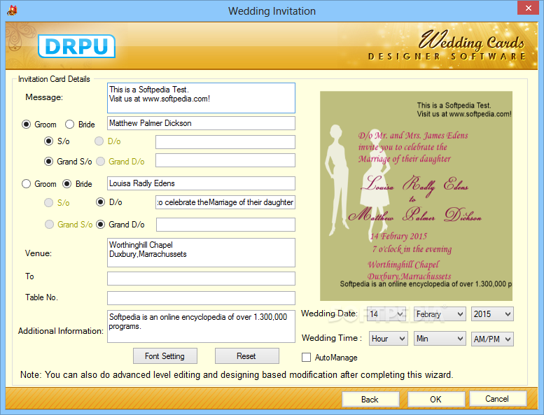 malay wedding card design software free download