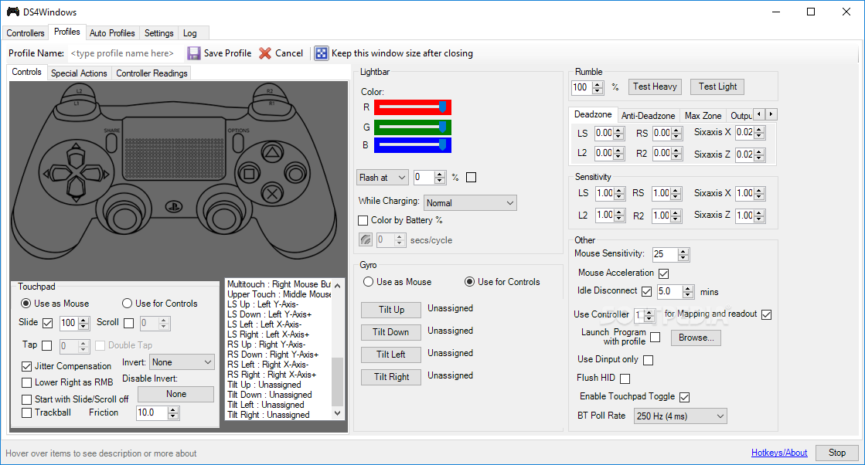 Download DS4Windows 1 7 15