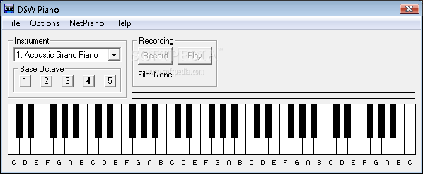 Download DSW Piano 0 1 3