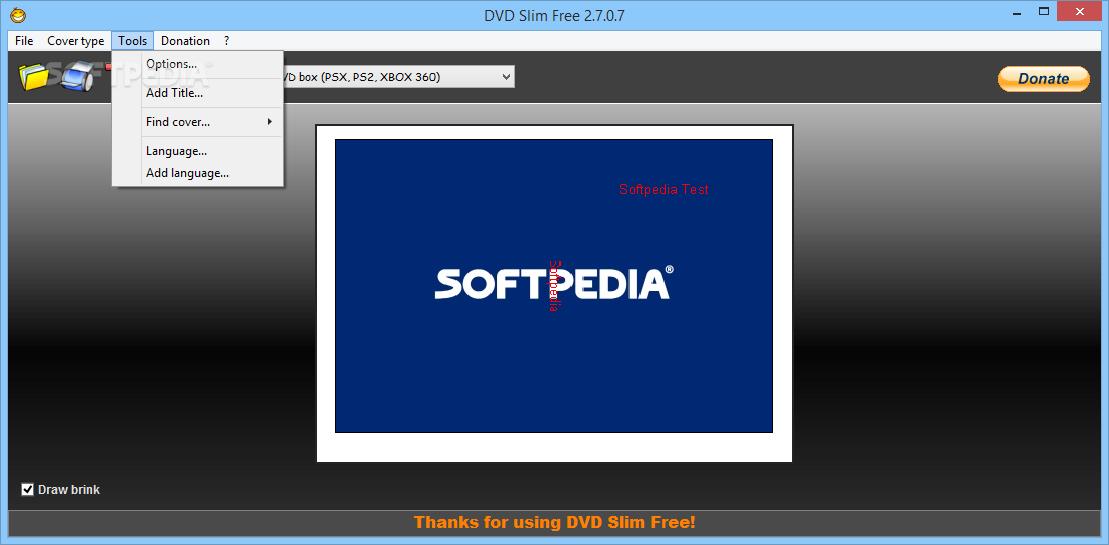 Download DVD Slim Free 2 8 0 3