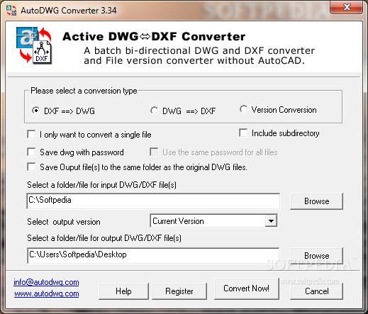 Download DWG DXF Converter 3 34