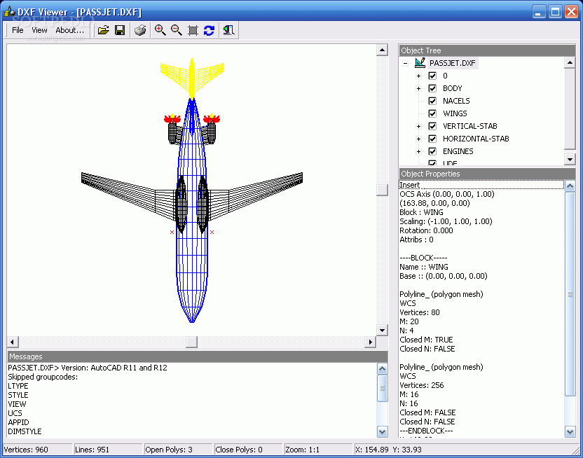 dxf file viewer freeware