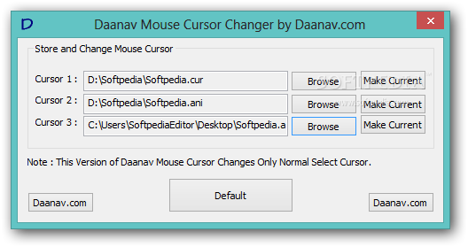 how to change mouse cursor size on wow