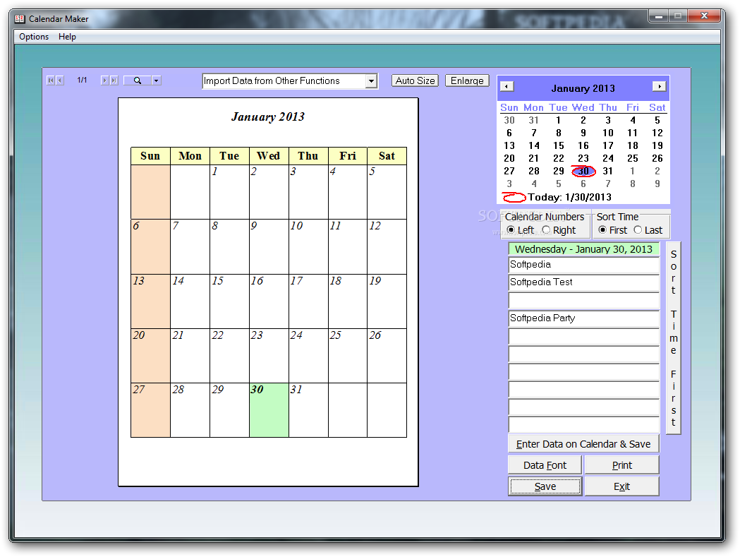 Download daily planner journal 7 0 for Daily planner maker