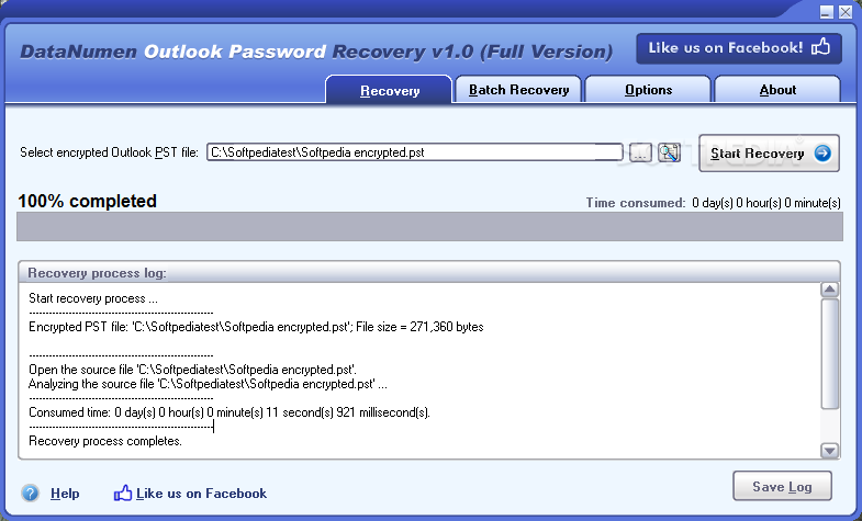 how to get your outlook password