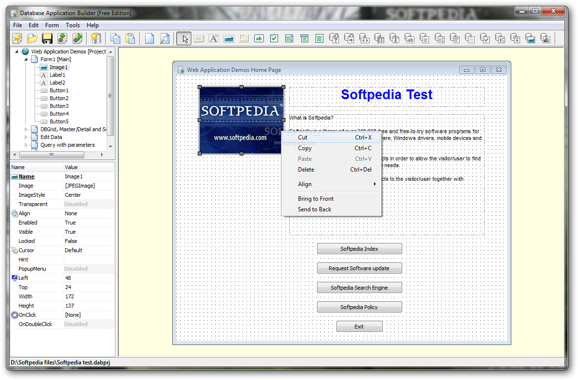 Download Database Application Builder Free 2 4 0 322