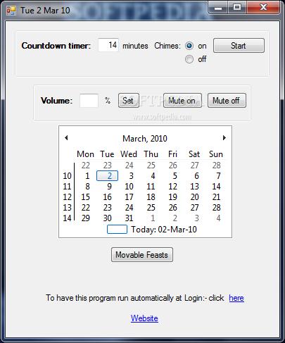 Download Date on Taskbar 1 0