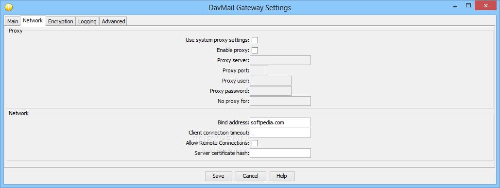 Download DavMail GateWay Portable 5 3 0 Build 3065