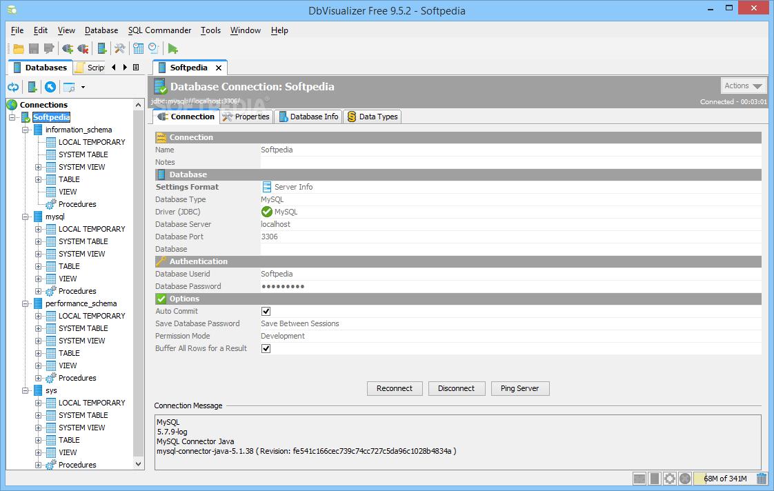 dbvisualizer 10.0.8 crack + license key