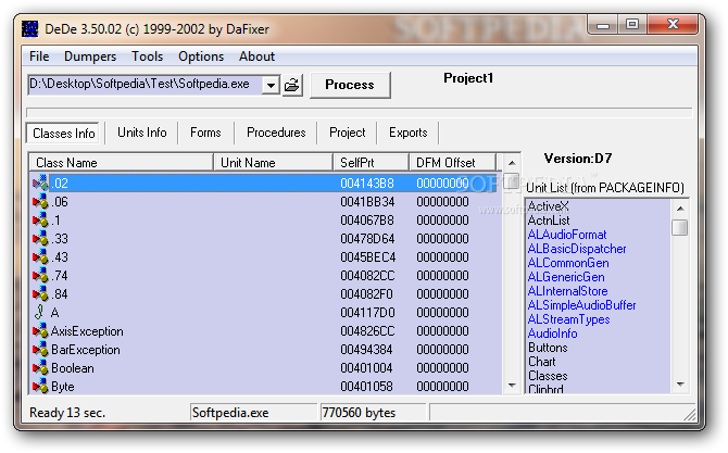 Download DeDe 3 50 02 Build 1619