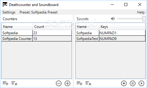 Download Deathcounter and Soundboard 4 0 0 6 / 4 0 0 8 Pre-release