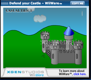 defend your castle flash game