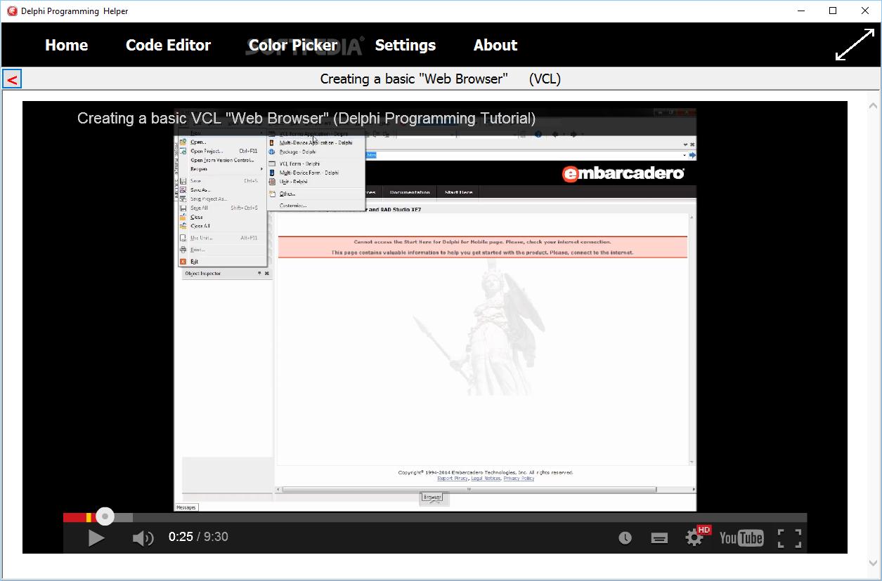 Download Delphi Programming Helper 5 2 0