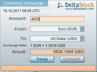 ... Currency Converter you can input the amount of currency you want