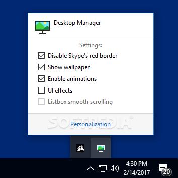 Download Desktop Manager Portable 2 8 8 30