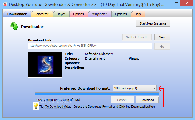Download desktop youtube downloader converter formerly desktop download desktop youtube downloader converter formerly desktop youtube 23 build mar 2013 ccuart Image collections