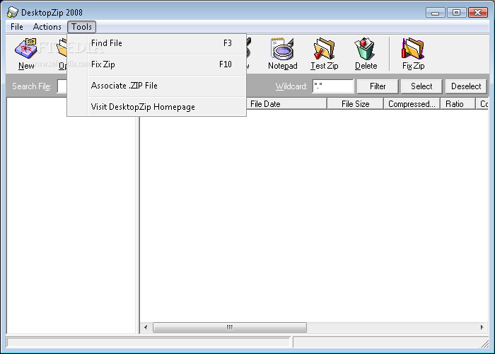 DesktopZip Download