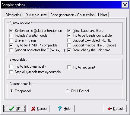 dev pascal 1.9.2
