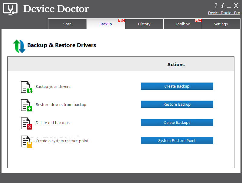 Download Device Doctor 5.3.521.0