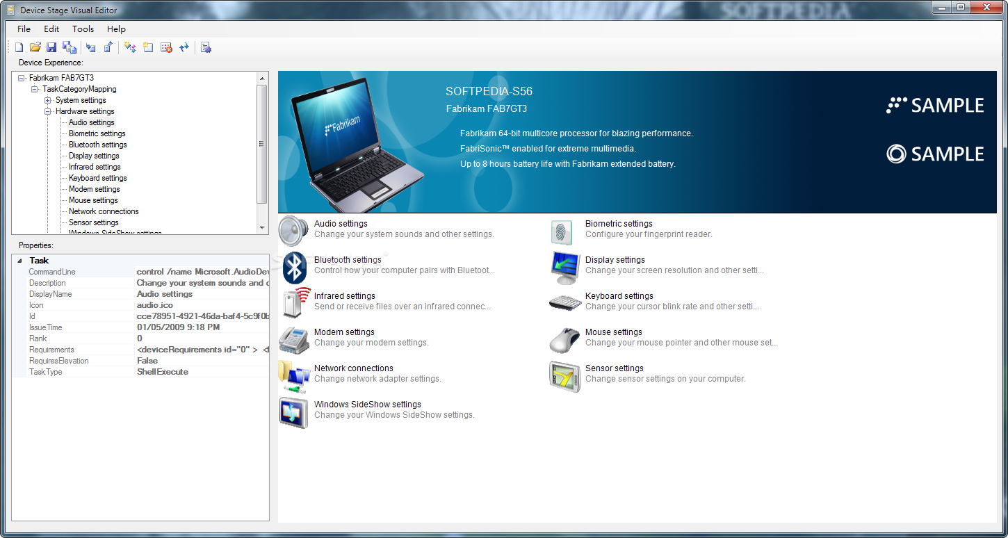 Download Device Stage Visual Editor 1 5 0 0