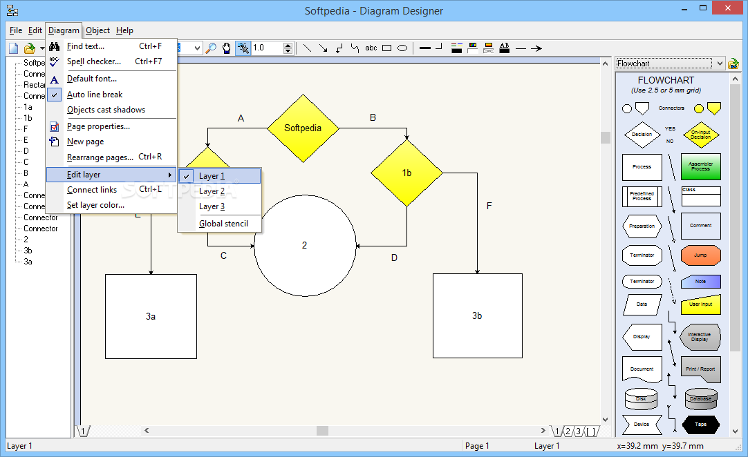 Download diagram designer 1292 ccuart Image collections
