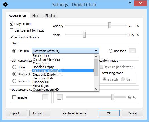 Download Digital Clock Portable 4 7 5