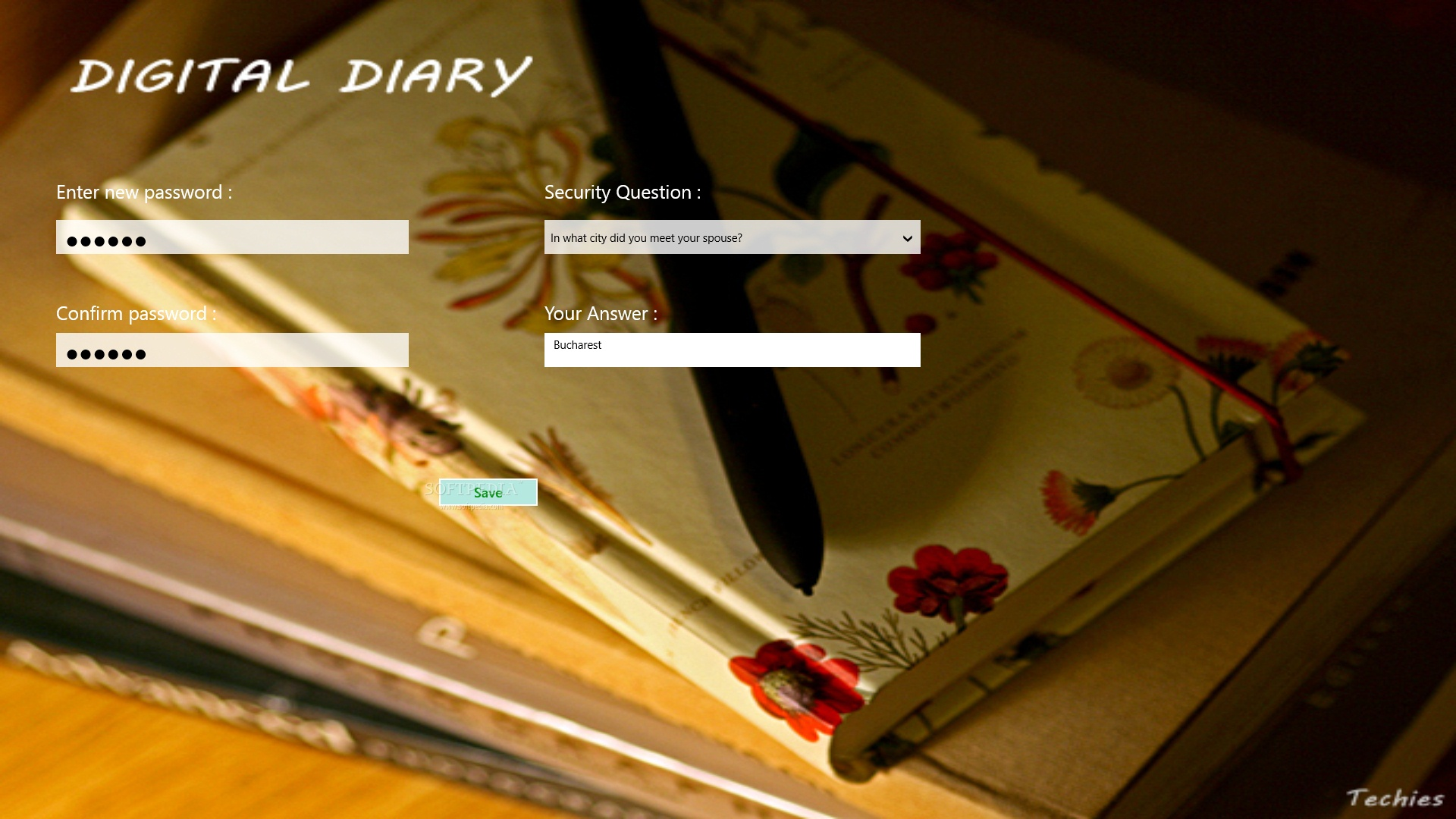 Download digital diary for windows 10/8. 1 3. 0. 0. 4.