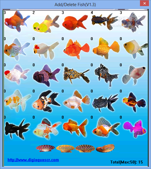 goldfish screensaver brings the - photo #15