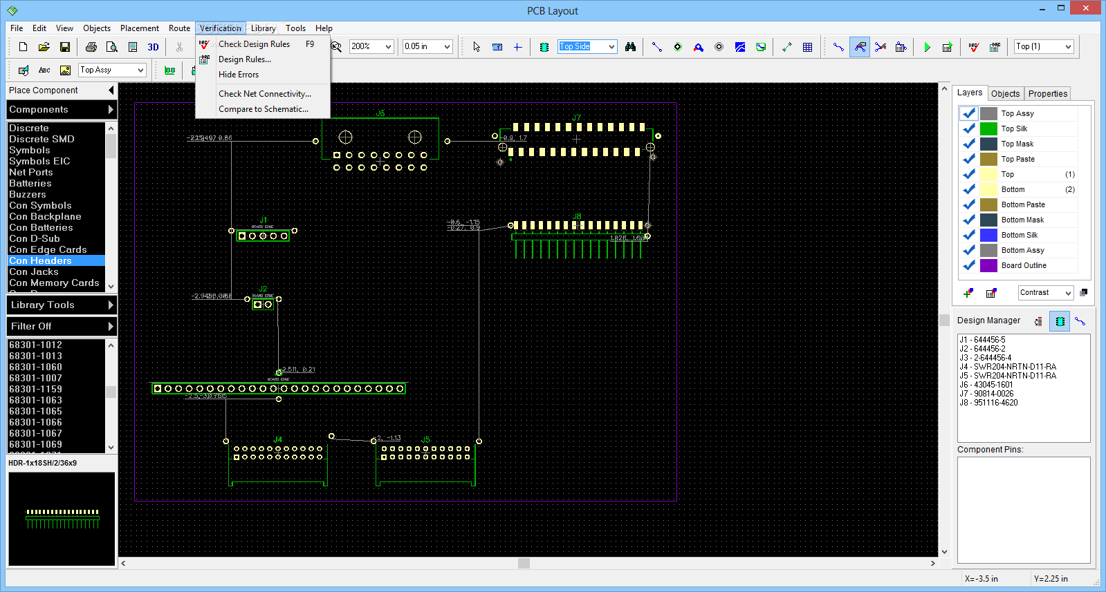 PCB Design Software and Layout Drawing Tools Free Download - oukas.info
