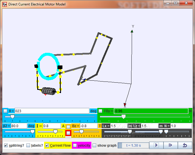 Download Direct Current Electrical Motor Model 1 0 Incl