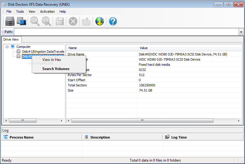 Download Disk Doctors XFS Data Recovery (UNIX) 3 0 4